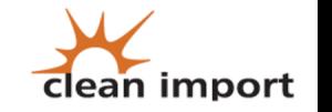 Clean Import siivoustuotteet